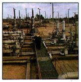 газовый промысел