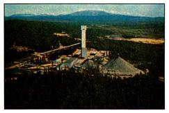 рудник на магнетитовом месторождении